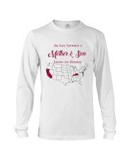 CALIFORNIA KENTUCKY THE LOVE MOTHER AND SON Long Sleeve Tee thumbnail
