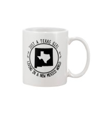 TEXAS GIRL LIVING IN NEW MEXICO WORLD Mug thumbnail