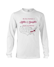TENNESSEE VIRGINIA THE LOVE MOTHER AND DAUGHTER Long Sleeve Tee thumbnail