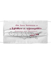 TENNESSEE VIRGINIA THE LOVE MOTHER AND DAUGHTER Cloth face mask thumbnail