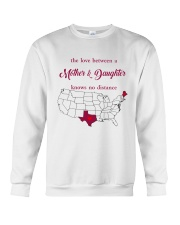 TEXAS MAINE THE LOVE MOTHER AND DAUGHTER Crewneck Sweatshirt thumbnail