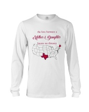 TEXAS MAINE THE LOVE MOTHER AND DAUGHTER Long Sleeve Tee thumbnail