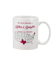TEXAS MAINE THE LOVE MOTHER AND DAUGHTER Mug front
