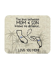 CALIFORNIA FLORIDA THE LOVE MOM AND SON Mousepad tile