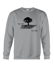 TENNESSEE MY ROOTS RUN DEEP Crewneck Sweatshirt thumbnail