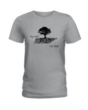 TENNESSEE MY ROOTS RUN DEEP Ladies T-Shirt front