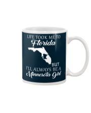 LIFE TOOK ME 2 FLORIDA - MINNESOTA Mug thumbnail