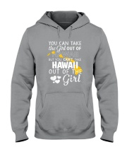 YOU CAN'T TAKE HAWAII OUT OF THE GIRL Hooded Sweatshirt thumbnail