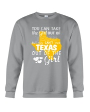 YOU CAN'T TAKE TEXAS OUT OF THE GIRL Crewneck Sweatshirt thumbnail