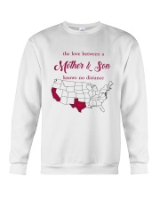 TEXAS CALIFORNIA THE LOVE MOTHER AND SON Crewneck Sweatshirt thumbnail