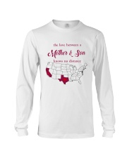 TEXAS CALIFORNIA THE LOVE MOTHER AND SON Long Sleeve Tee thumbnail