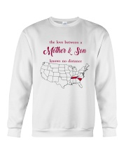 SOUTH CAROLINA TENNESSEE THE LOVE MOTHER AND SON Crewneck Sweatshirt thumbnail