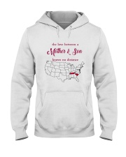 SOUTH CAROLINA TENNESSEE THE LOVE MOTHER AND SON Hooded Sweatshirt thumbnail