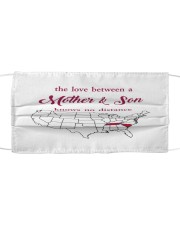 SOUTH CAROLINA TENNESSEE THE LOVE MOTHER AND SON Cloth face mask thumbnail