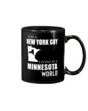 JUST A NEW YORK GUY IN A MINNESOTA WORLD Mug thumbnail