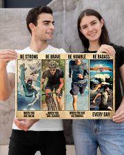 Triathlon - Man 24x16 Poster poster-landscape-24x16-lifestyle-21