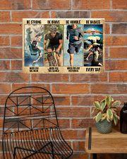 Triathlon - Man 24x16 Poster poster-landscape-24x16-lifestyle-24