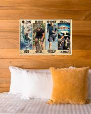 Triathlon - Man 24x16 Poster poster-landscape-24x16-lifestyle-27