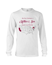CALIFORNIA NEW YORK THE LOVE MOTHER AND SON Long Sleeve Tee thumbnail