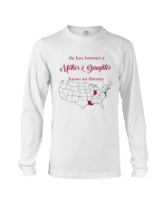 LOUISIANA INDIANA THE LOVE MOTHER AND DAUGHTER Long Sleeve Tee thumbnail