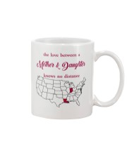 LOUISIANA INDIANA THE LOVE MOTHER AND DAUGHTER Mug front