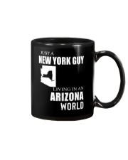 JUST A NEW YORK GUY IN AN ARIZONA WORLD Mug thumbnail