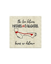 CALIFORNIA NORTH CAROLINA-MOTHER AND DAUGHTER Square Magnet tile