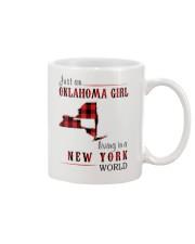 JUST AN OKLAHOMA GIRL IN A NEW YORK WORLD Mug thumbnail