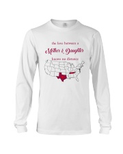 TEXAS TENNESSEE THE LOVE MOTHER AND DAUGHTER Long Sleeve Tee thumbnail