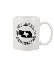 TEXAS GIRL LIVING IN NEBRASKA WORLD Mug thumbnail