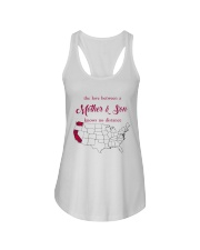 CALIFORNIA WASHINGTON THE LOVE MOTHER AND SON Ladies Flowy Tank thumbnail
