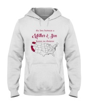 CALIFORNIA WASHINGTON THE LOVE MOTHER AND SON Hooded Sweatshirt thumbnail
