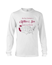 CALIFORNIA WASHINGTON THE LOVE MOTHER AND SON Long Sleeve Tee thumbnail