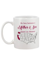 CALIFORNIA WASHINGTON THE LOVE MOTHER AND SON Mug back