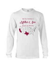 CALIFORNIA TEXAS THE LOVE MOTHER AND SON Long Sleeve Tee thumbnail