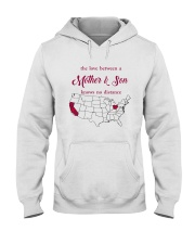 CALIFORNIA OHIO THE LOVE MOTHER AND SON Hooded Sweatshirt thumbnail