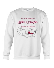 MISSOURI TENNESSEE THE LOVE MOTHER AND DAUGHTER Crewneck Sweatshirt thumbnail