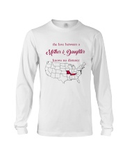 MISSOURI TENNESSEE THE LOVE MOTHER AND DAUGHTER Long Sleeve Tee thumbnail