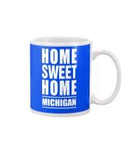 HOME SWEET HOME MICHIGAN Mug tile