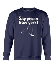 SAY YES TO  NEW YORK Crewneck Sweatshirt thumbnail