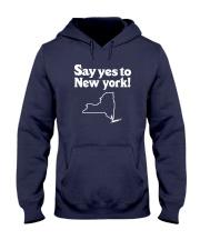 SAY YES TO  NEW YORK Hooded Sweatshirt thumbnail