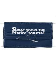 SAY YES TO  NEW YORK Cloth face mask thumbnail