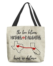 TEXAS CALIFORNIA THE LOVE MOTHER AND DAUGHTER All-over Tote thumbnail