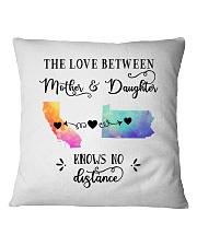CALIFORNIA PENNSYLVANIA-MOTHER AND DAUGHTER Square Pillowcase thumbnail