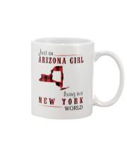 JUST AN ARIZONA GIRL IN A NEW YORK WORLD Mug thumbnail