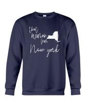 THAT WOMAN FROM  NEW YORK Crewneck Sweatshirt thumbnail