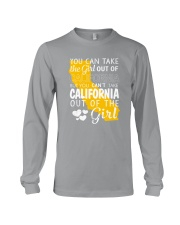 YOU CAN'T TAKE CALIFORNIA OUT OF THE GIRL Long Sleeve Tee thumbnail
