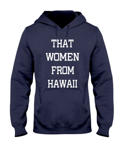 THAT WOMEN FROM HAWAII