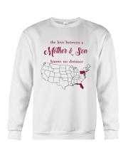 FLORIDA PENNSYLVANIA THE LOVE MOTHER AND SON Crewneck Sweatshirt thumbnail