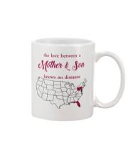 FLORIDA PENNSYLVANIA THE LOVE MOTHER AND SON Mug front